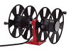 T-2462-0 - Dual Side By Side Welding Cable Reel (SKU: T-2462-0)