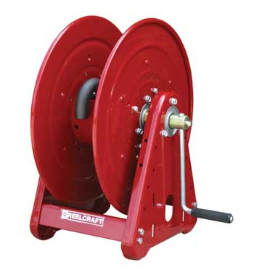 Reelcraft CA32106M - Hand Crank 100 Ft. Medium Pressure Air/Water Hose Reel