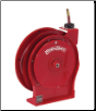 "Reelcraft 5650 OLP- 3/8"" x 50 Ft. - Spring Driven Air/Water/ Compact Hose Reel"