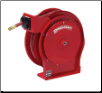 "Reelcraft A5825 OLP- 1/2"" x 25 Ft. - Spring Driven Air/Water/ Compact Hose Reel"