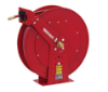 "Reelcraft 82100 OLP- 1/2"" x 100 Ft. - Dual Pedestal Low Pressure Air Hose Reel (SKU: 82100 OLP)"