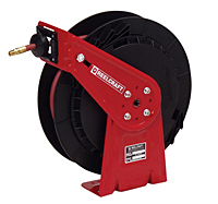 "Reeltek RT650-OLP 3/8"" x 50 Ft.  Air Hose Reel"