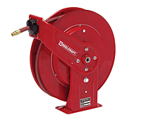 "Reelcraft THA7600 OMP  3/8"" x 30 Ft. - Spring Driven Twin Hose Hydraulic Reel"
