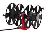 T-2462-0 - Dual Side By Side Welding Cable Reel