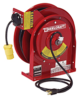 Reelcraft  Power Cord & Light Cord Reels