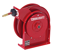 Reelcraft Premium Duty Retractable Air Hose Reel